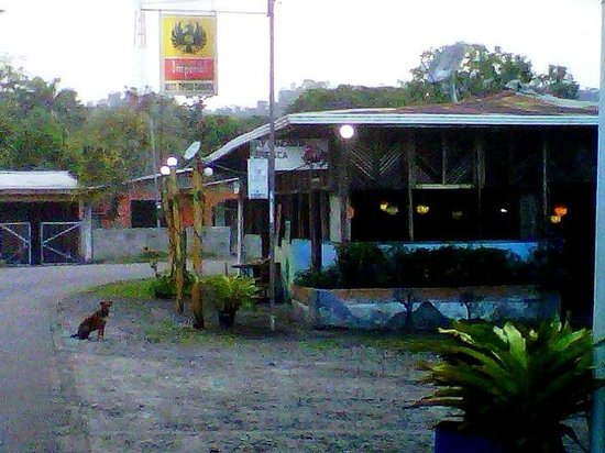 Restaurant Tipico Cahuita: Quaint Cahuita flair with good dining