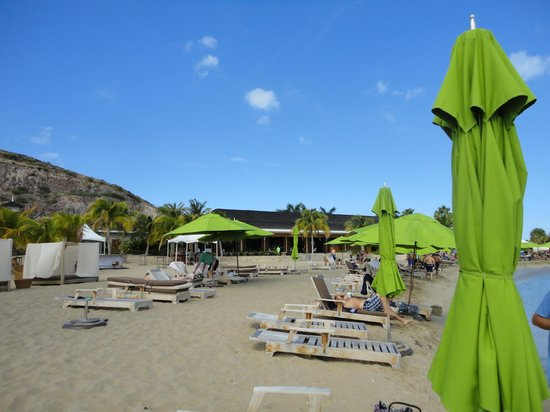 St. Kitts Captain Sunshine Tours: Beach time!