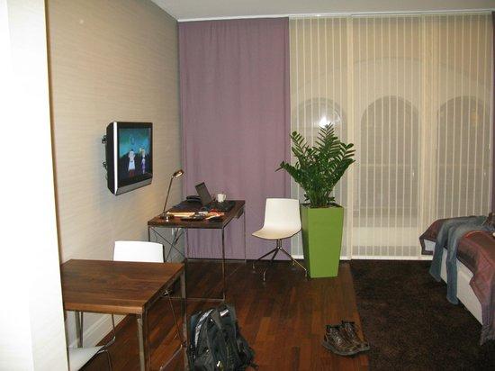 City Park Hotel & Residence: City park hotel - my room