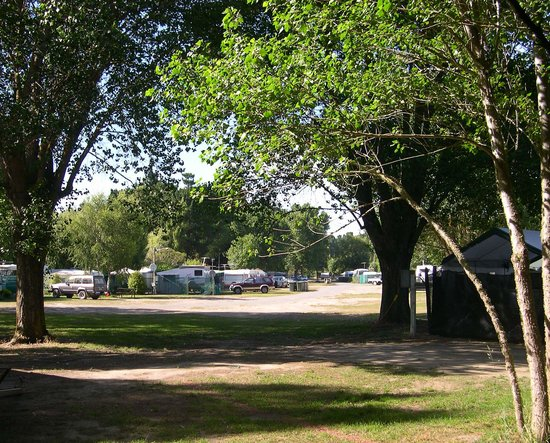 Woodend Beach Holiday Park: Peace and tranquility