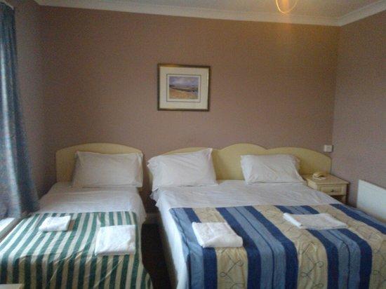 Boston Manor Hotel: pokój