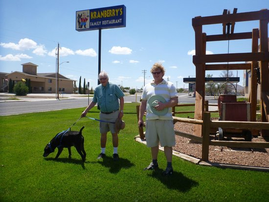 Kranberry's Chatterbox : Best Restaurant Photo Op on I-10 in S New Mexico
