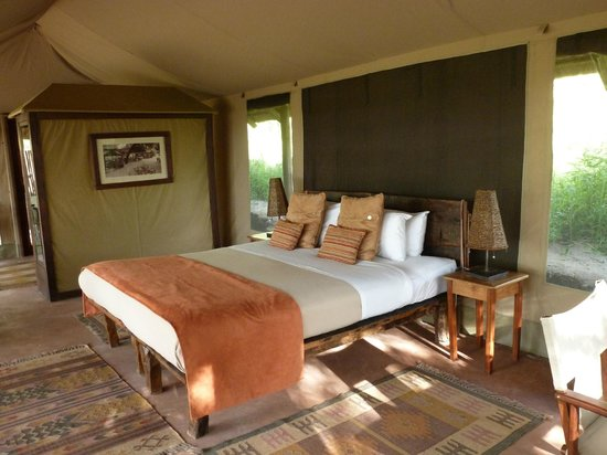 Oliver's Camp, Asilia Africa:                   tented camp