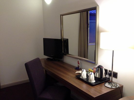 Jurys Inn Leeds: Table #113