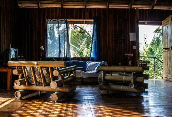 Disfrutalo Ranchos y Villas: Sala - Villa Madera