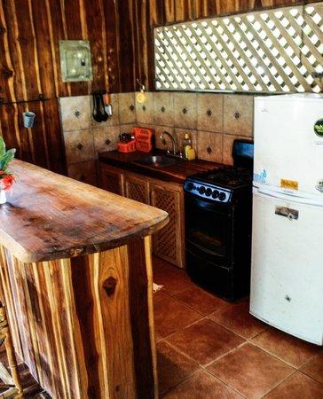 Disfrutalo Ranchos y Villas: Cocina Villa Madera
