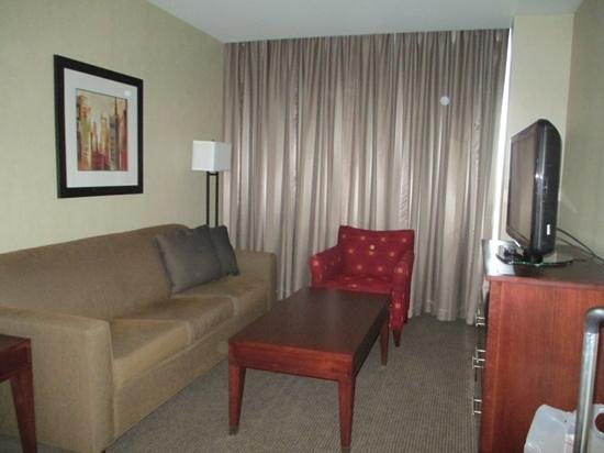 Embassy Suites by Hilton Buffalo: Living room