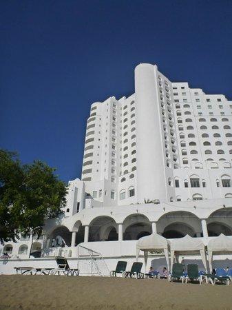 Tesoro Manzanillo: picturesque hotel