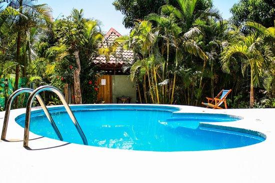 Disfrutalo Ranchos y Villas: Piscina