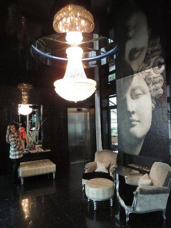 BEST WESTERN Premier Opera Diamond: Os detalhes do hotel são incríveis!!