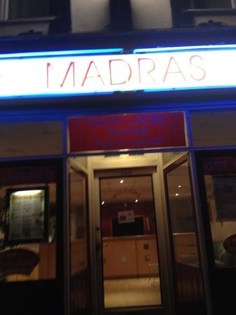 Madras Indian Takeaway