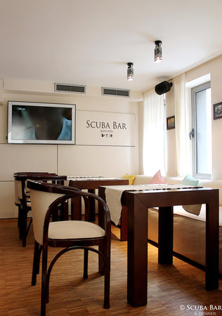 Scuba Bar & Dinner