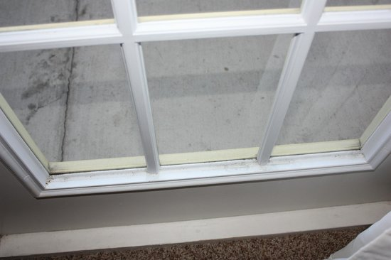 Black Mold On Patio Doors Picture Of Tuscana Resort
