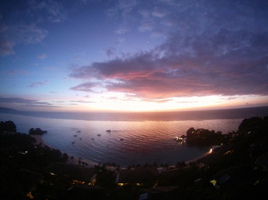 Shangri-La's Boracay Resort & Spa: View