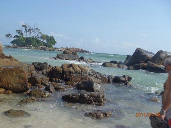 Club Med Bintan Island: La plage