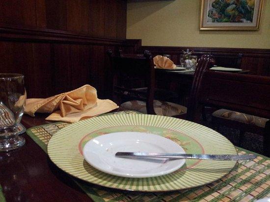 Clarion Hotel San Pedra Sula: Una muestra de lo triste del ambiente
