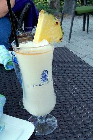 The Ritz-Carlton, South Beach:                   Excellent Drinks by the Pool
