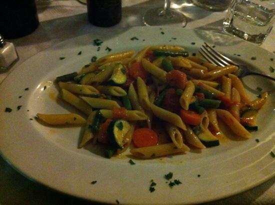Yummy Pasta ! - Picture of A Beccafico, Venice - TripAdvisor