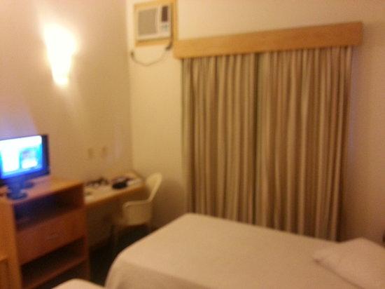 Baoba Hotel: Quarto baobá