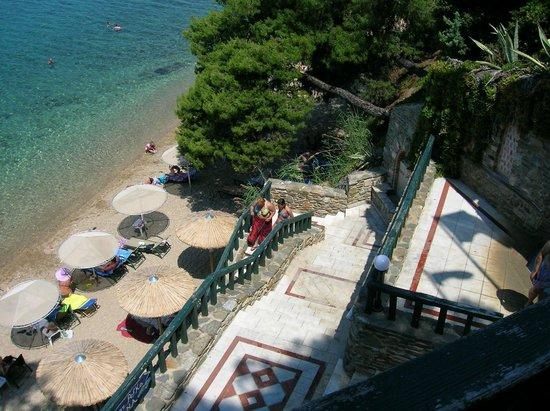 Sithonia, Grécia: ...