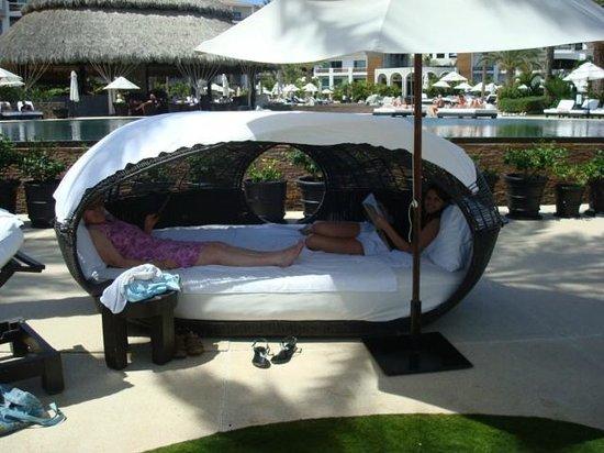 "Cabo Azul Resort: A shade ""Pod"" at Cabo Azul"