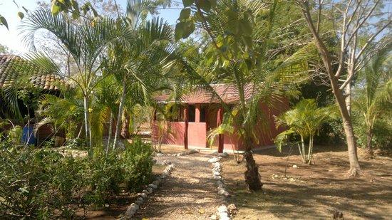 B&B Waikiki: cabinas