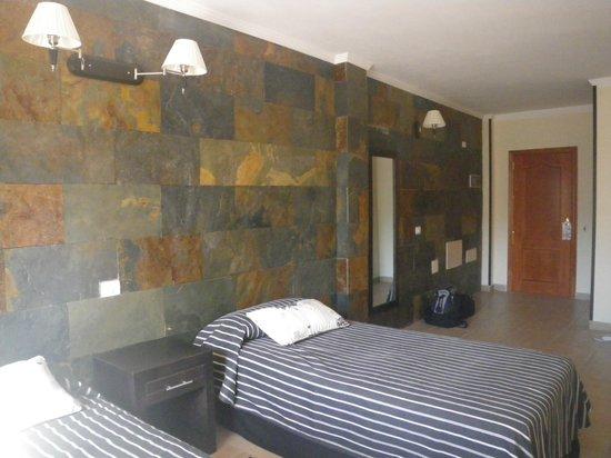 La Aldea Suites Hotel : Bedroom suite