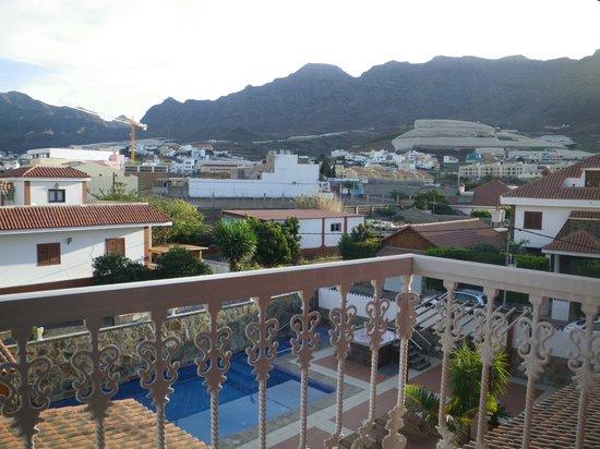 La Aldea Suites Hotel : View from balcony