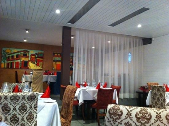 Alma Cocina: restaurante alma
