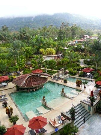 The Royal Corin Thermal Water Spa & Resort : Pool View