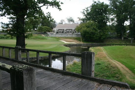 Millbrook Resort: View from Golf Course
