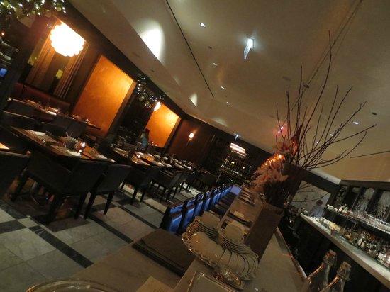 Waldorf Astoria Chicago Balsan Restaurant
