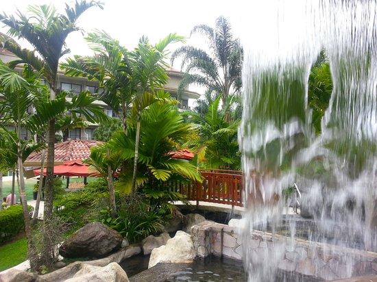 The Royal Corin Thermal Water Spa & Resort: Pools