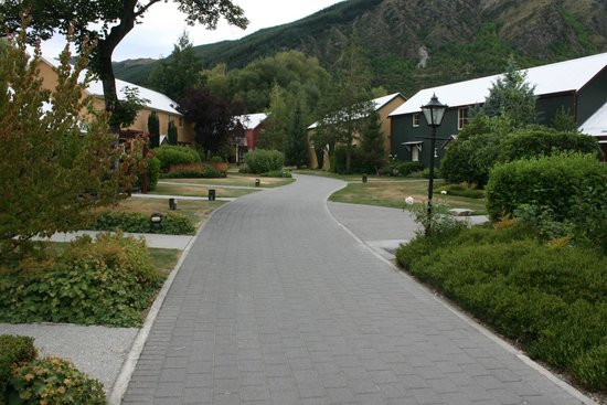 มิลโบรครีสอร์ท: Hotel Area