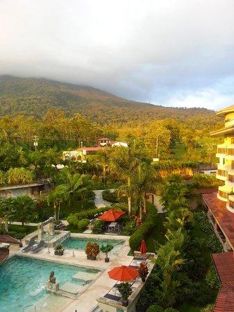 The Royal Corin Thermal Water Spa & Resort: Morning View