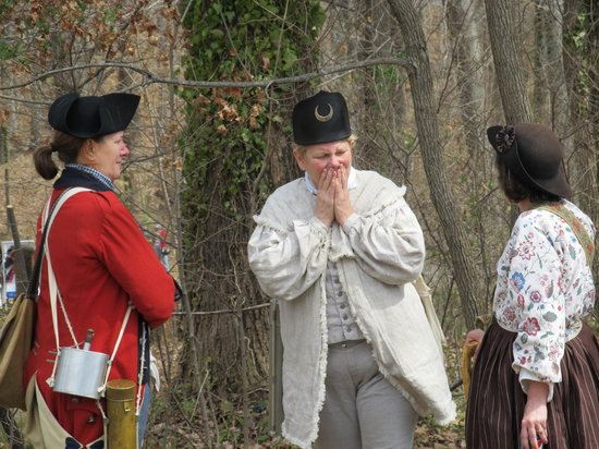 Guilford Courthouse National Military Park: Canons and Rifles and Red Coats, Oh My!