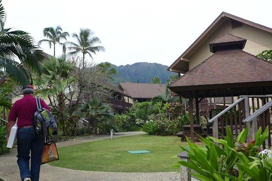 Hanalei Colony Resort: Packing up