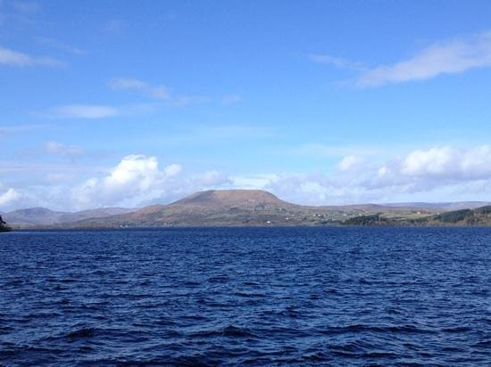 Corrib Cruises : View from the boat