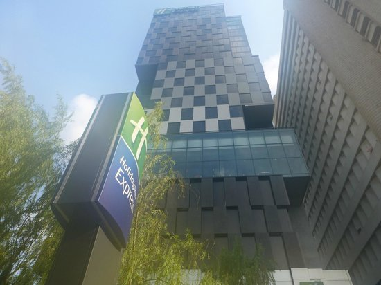 Holiday Inn Express Bangkok Siam: Holiday Inn Express, Siam, Bangkok