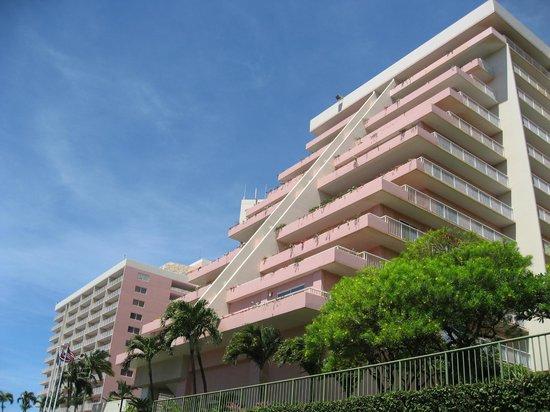 Ka'anapali Beach Club: カアナパリ・ビーチ・クラブの外観