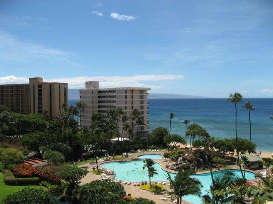 Ka'anapali Beach Club: ホテルのプールです