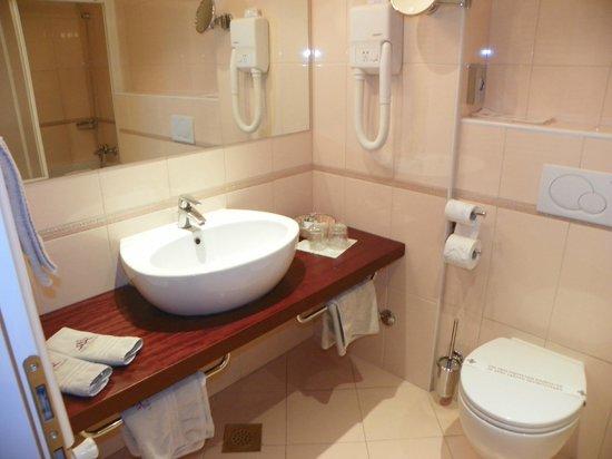 Villa Rosetta Hotel: Bagno