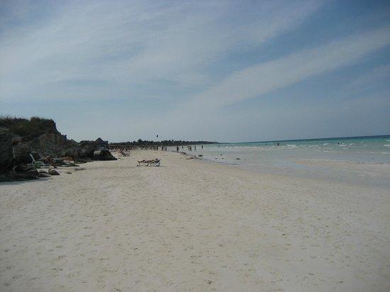 Oh the beach!