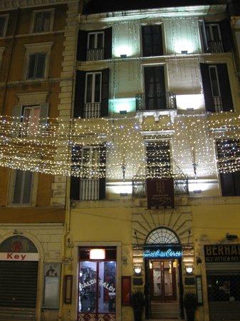 Hotel del Corso (notturna)