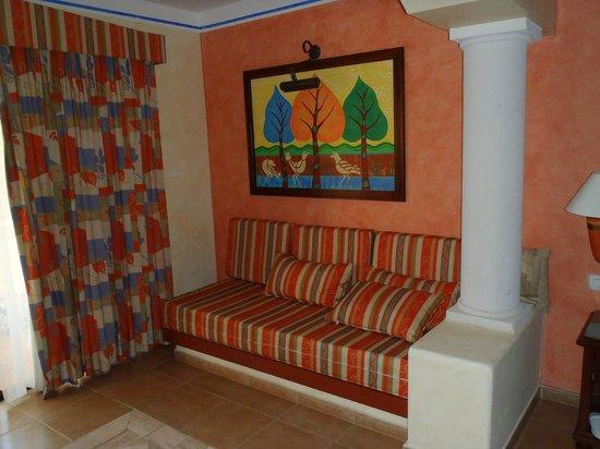 Grand Bahia Principe Coba: Chambre très bien