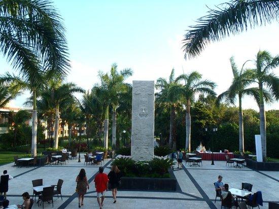 Grand Bahia Principe Coba: Extérieur lobby