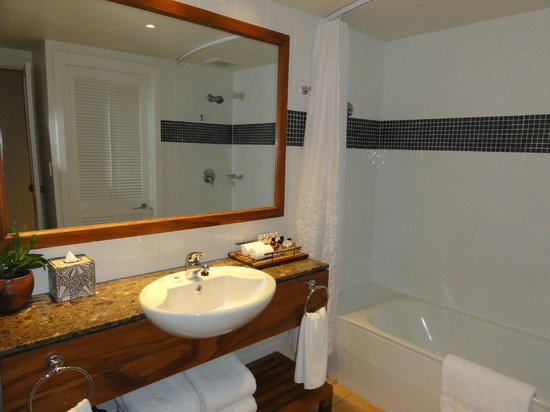 เอ้าท์ทริกเกอร์ ออน เดอะ ลากูน ฟิจิ:                   Bathroom