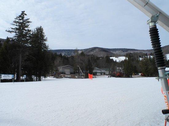 Hunter Mountain : Learning area