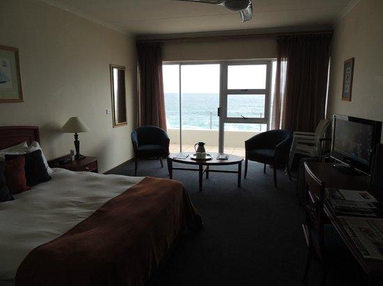 The Point Hotel: Quarto