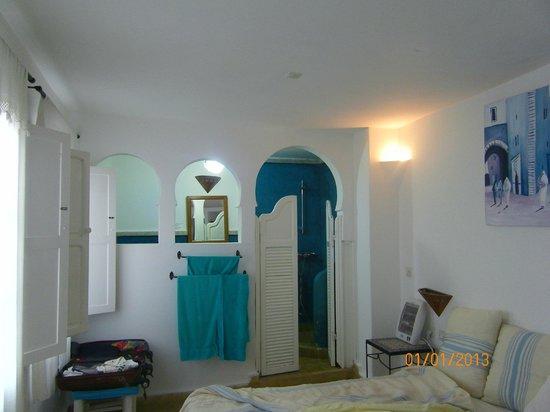 La Casa del Mar : habitación Ibiza